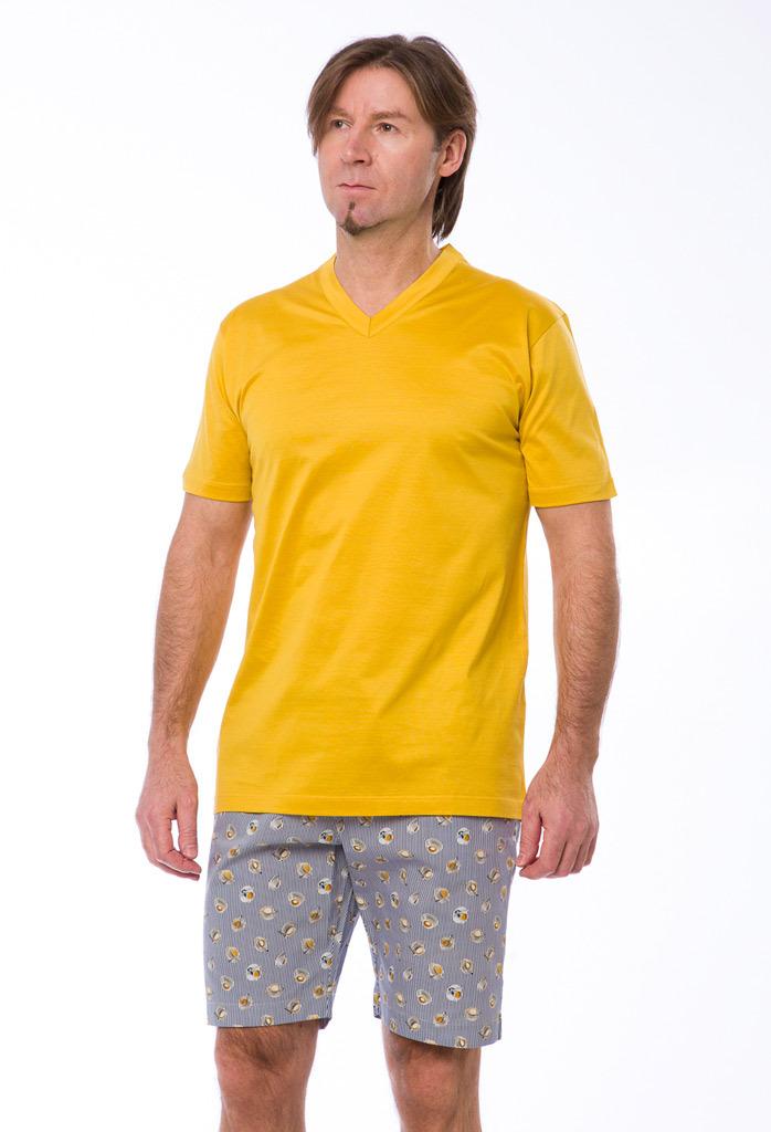 Мужская пижама из хлопка Blue Lemon (Домашние костюмы и пижамы)