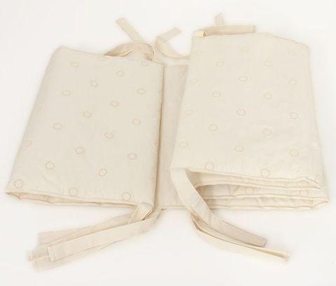 Бампер для детской кроватки 185х45 Bovi Кружочки
