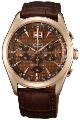 Купить Наручные часы Orient FTV01001T0 по доступной цене