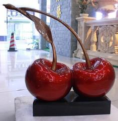 статуэтка напольная 11-70 вишня Н60 см