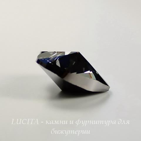 6228 Подвеска Сваровски Сердечко Crystal Silver Night (18х17,5 мм) ()