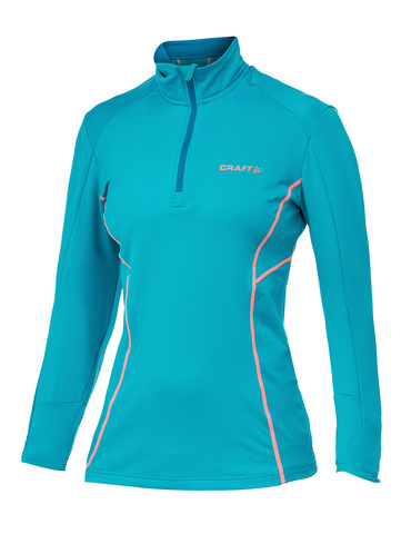 Толстовка пуловер Craft Lightweight женская blue