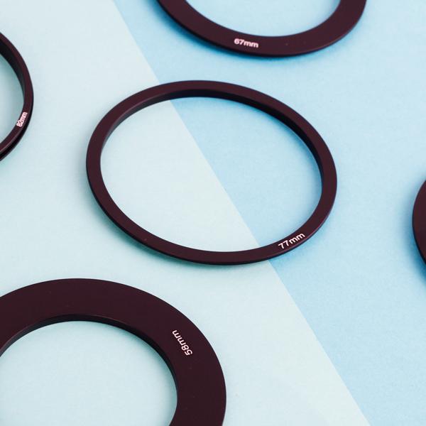Переходные кольца для Cokin P (82mm)
