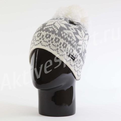 шапка Eisbar Susi Pompon 399