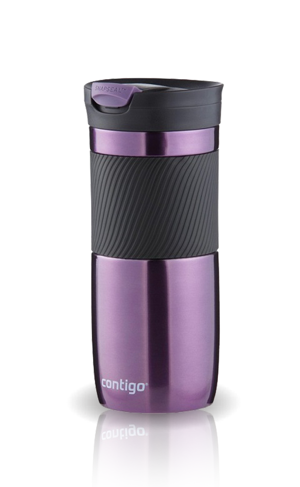 Термокружка Contigo Byron (0.47 литра) фиолетовая