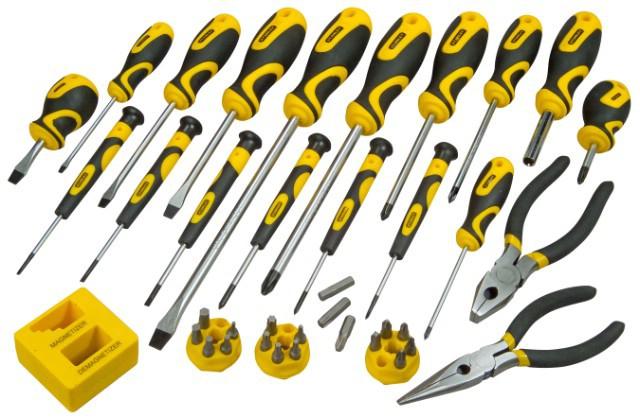 Набор отверток и инструментов 39шт Stanley 0-62-114