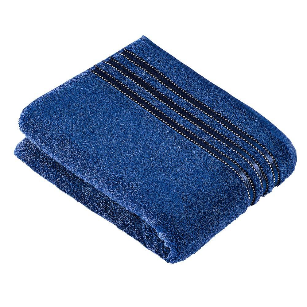 Полотенца Полотенце 30x30 Vossen Cult de Luxe deep blue elitnoe-polotentse-cult-de-lux-siniy-ot-vossen.jpeg