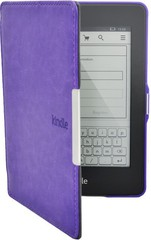 Чехол Hard Case Magnetic Cover для Amazon Kindle Paperwhite Violet Фиолетовый