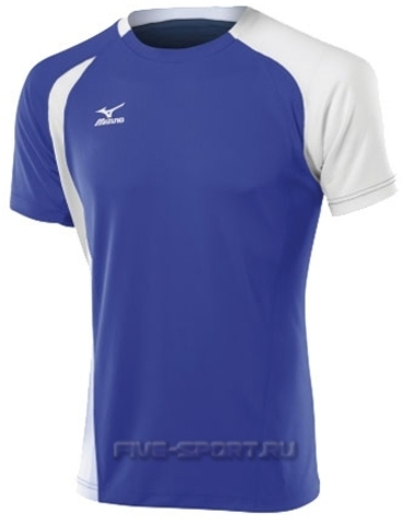 Mizuno Trade Top 351 футболка волейбольная мужская blue