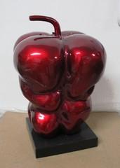 статуэтка напольная 11-72 перец красный