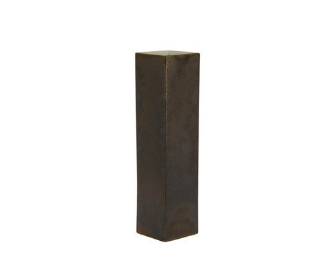 Элитная ваза декоративная Bronze малая от S. Bernardo