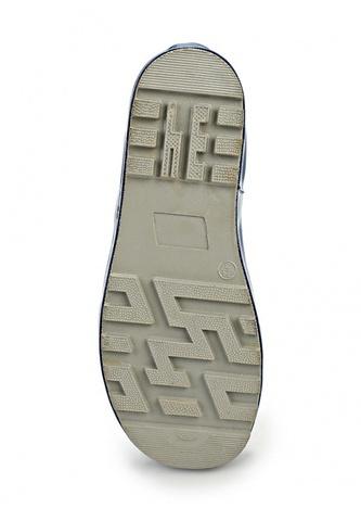 Резиновые сапоги Тачки (Cars) на шнурках для мальчиков, цвет синий. Изображение 6 из 7.