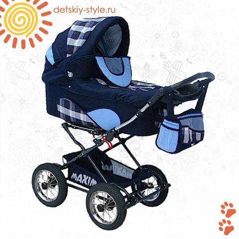 """Коляска Stroller B&E """"Maxima Standart"""" 3в1"""