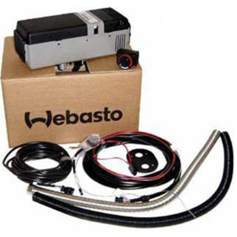 Воздушный отопитель Webasto Air Top 2000 ST (12В, бензин)