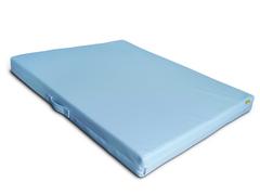 Мат гимнастический Голубой