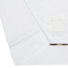 Полотенце 100х150 Roberto Cavalli Basic белое