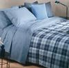Постельное белье 1.5 спальное Caleffi Atlantic City серое