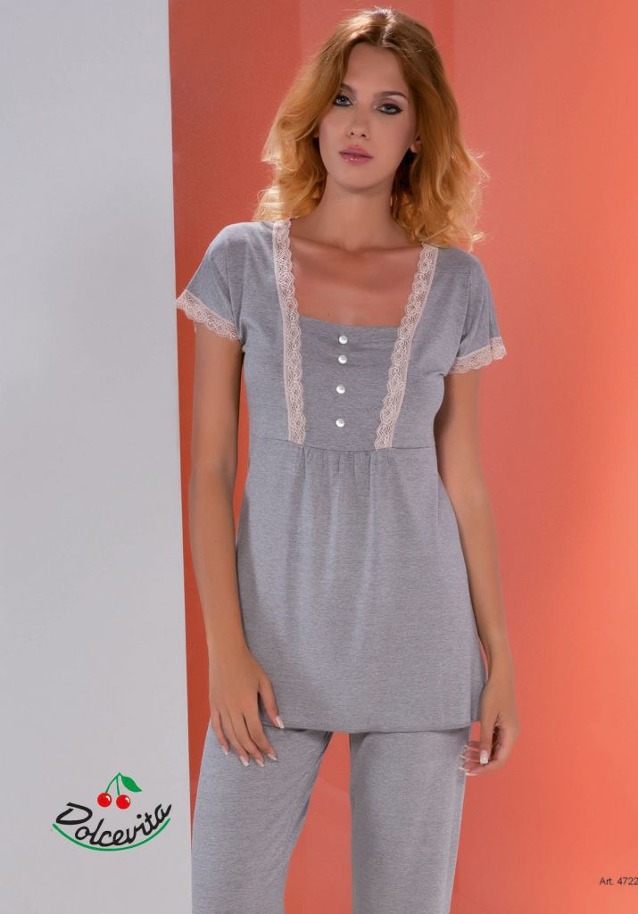 Комплект женской домашней одежды DolceVita (Домашние костюмы и пижамы)