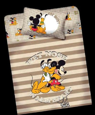 Детское постельное белье Caleffi Mickey&Pluto