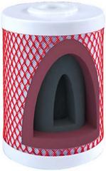Фильтропатрон Арагон-3 ЭКО (картридж Гейзер, Арагон + карбон блок), арт.30060
