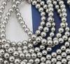 5810 Хрустальный жемчуг Сваровски Crystal Light Grey круглый 6 мм, 5 штук