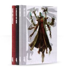 Книга правил Warhammer 40,000. Все три книги