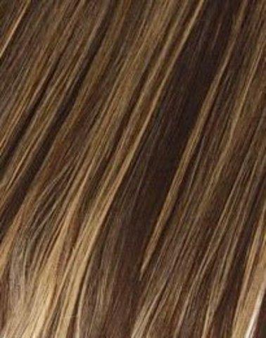 Накладка из натуральных волос Magic Strands -Оттенок 4-27-длина 38 см