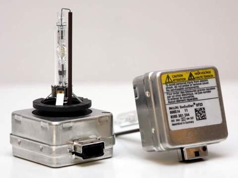 Лампа ксенон D3S (4300К) Philips Standart