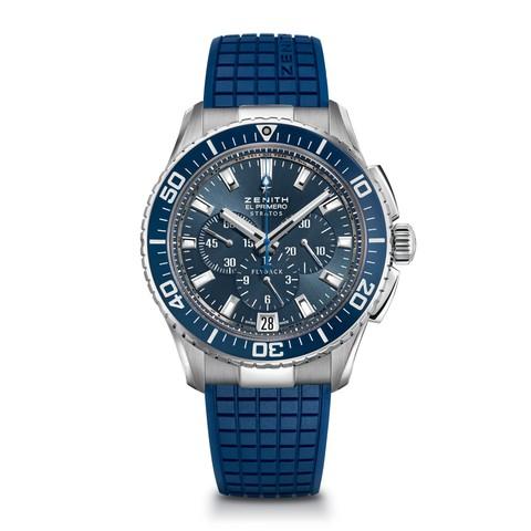Купить Наручные часы Zenith 03.2067.405/51.R514 El Primero по доступной цене