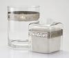 Набор элитных аксессуаров для ванной Bellino Clear Platinum от Labrazel