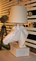 лампа HORSE HEAD by Luce Nova ( white)