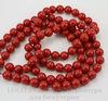 5810 Хрустальный жемчуг Сваровски Crystal Red Coral круглый 10 мм