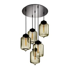 люстра 5  turret pendants by Niche Modern