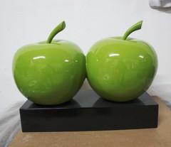 статуэтка напольная 11-75  яблоки н 45 см