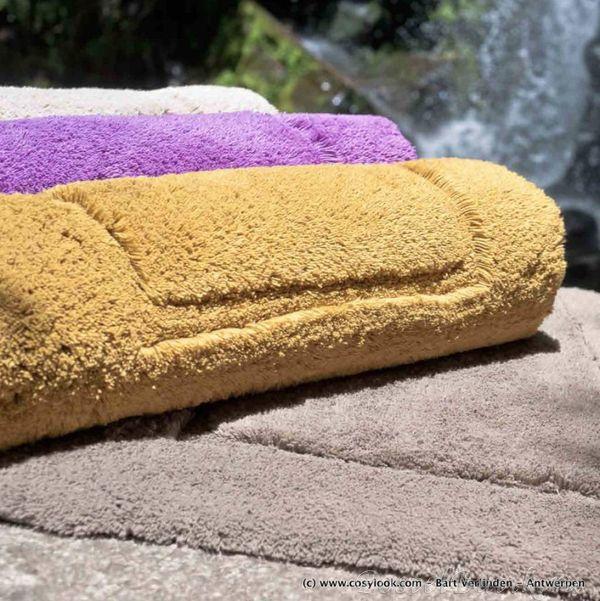 Элитный коврик для ванной Must 840 Gold от Abyss & Habidecor