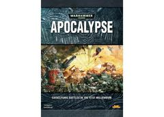 Warhammer 40,000 Expansion: Apocalypse