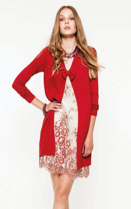 Стильное домашнее платье TWIN-SET (Домашние платья и ночные сорочки)