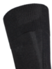 Носки из хлопка Norveg Functional Socks Bio Luxe Cotton Black мужские