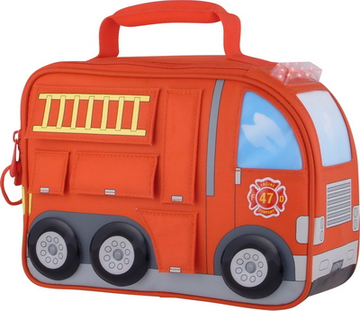 Термосумка детская (сумка-холодильник) Thermos Firetruck