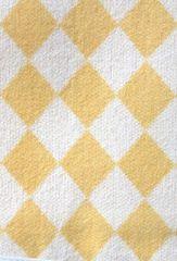 Элитный плед детский Lux 3313 жёлтый от Luxberry