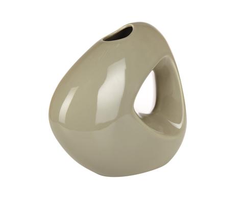 Элитная ваза декоративная Визеу серая от Sporvil