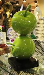 статуэтка напольная 11-78 яблоки