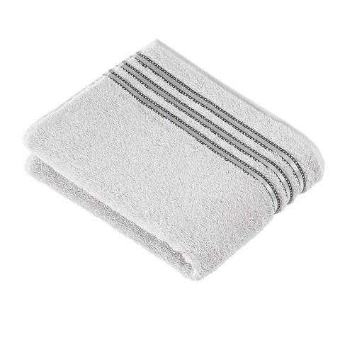 Полотенце 100х150 Vossen Cult de Luxe light grey