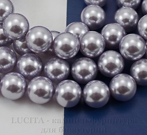 5810 Хрустальный жемчуг Сваровски Crystal Lavender круглый 12 мм