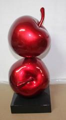 статуэтка напольная 11-79  яблоки
