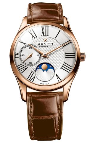 Купить Наручные золотые часы Zenith 18.2310.692/02.C709 Ultra Thin по доступной цене