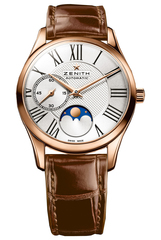 Наручные золотые часы Zenith 18.2310.692/02.C709 Ultra Thin