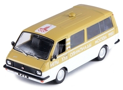 RAF-2203 Support Olympic Flame USSR 1:43 DeAgostini Service Vehicle #33