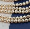 5810 Хрустальный жемчуг Сваровски Crystal Creamrose круглый 4 мм, 10 штук