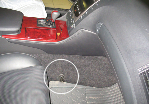 Гарант Консул 25002.R для LEXUS GS 300 /2005-/ А+ P Привод на задние колеса
